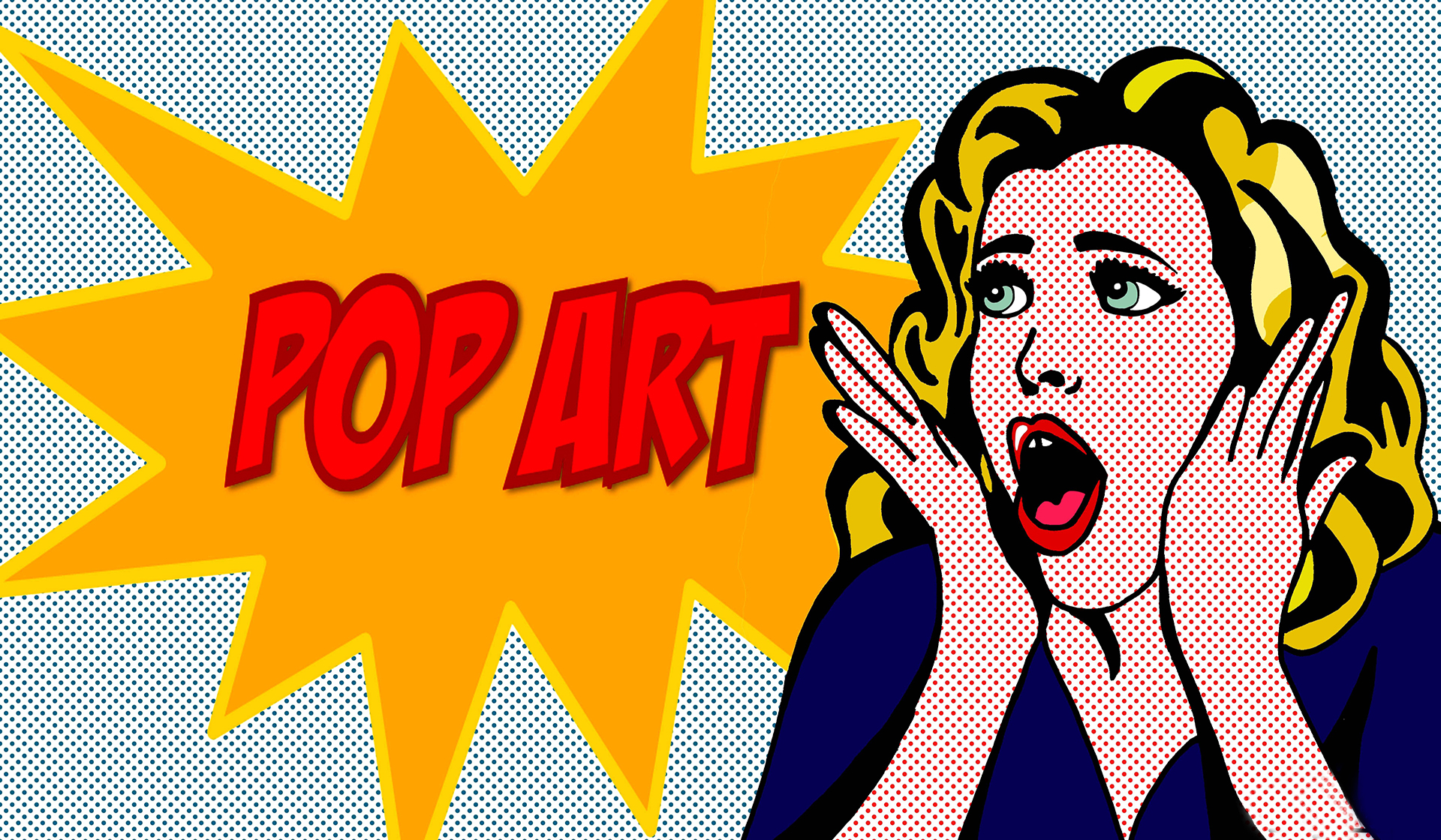 Pop Art Wallpapers