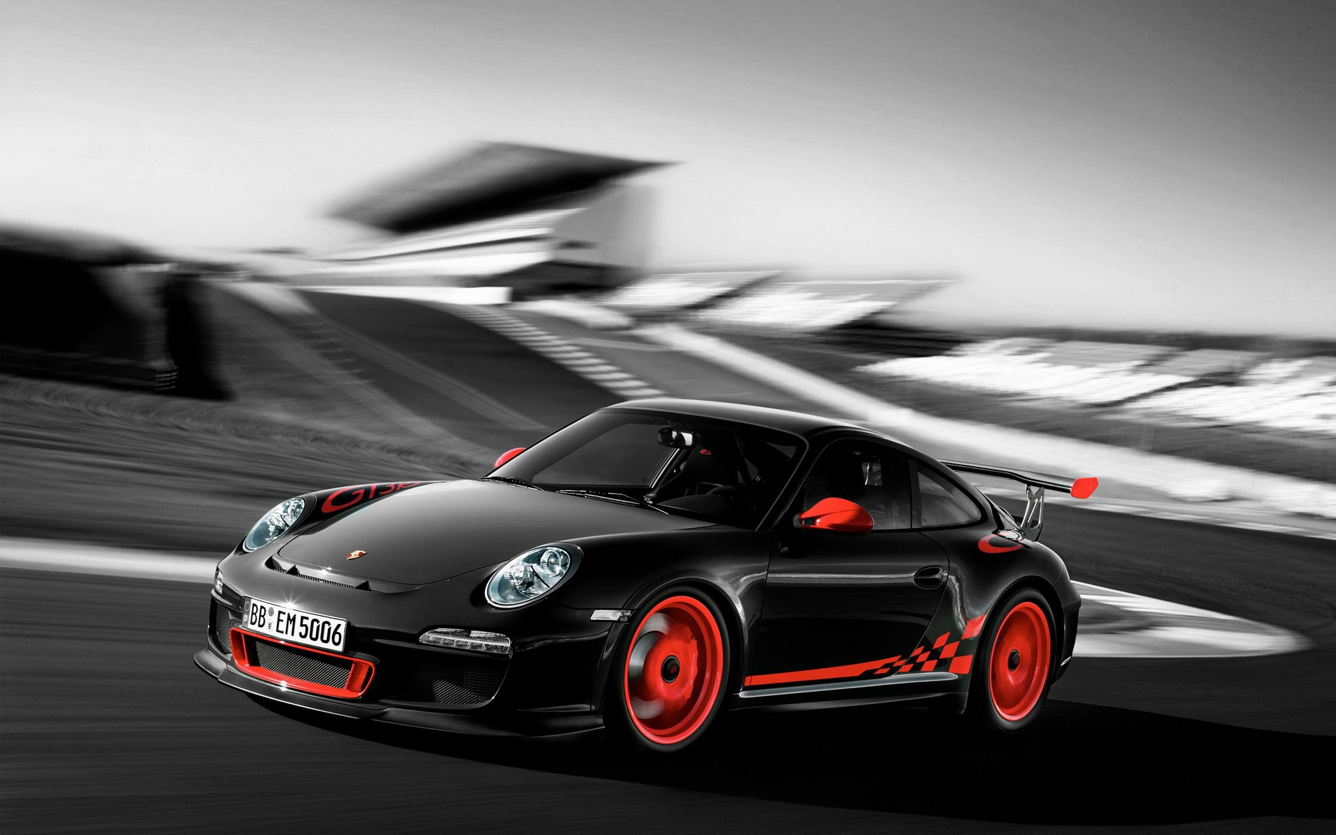 Porsche 911 Gt3 Rs Full Hd Wallpaper