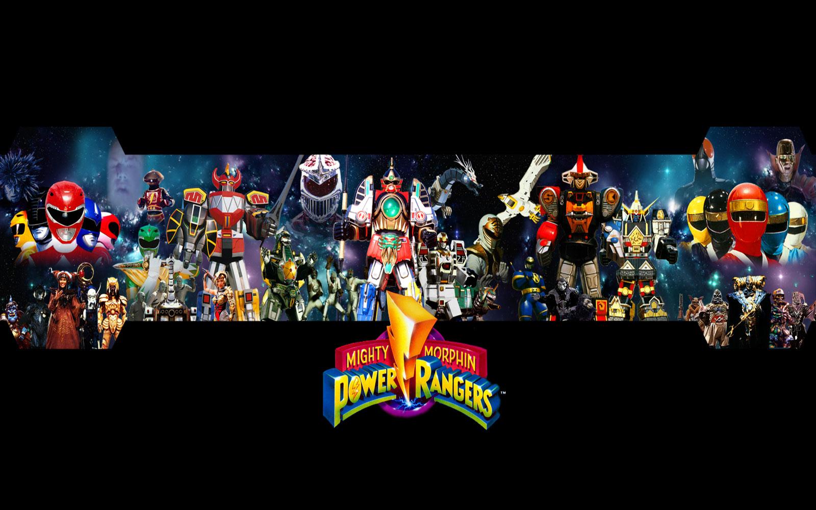 Power Rangers Wallpaper Sf Wallpaper