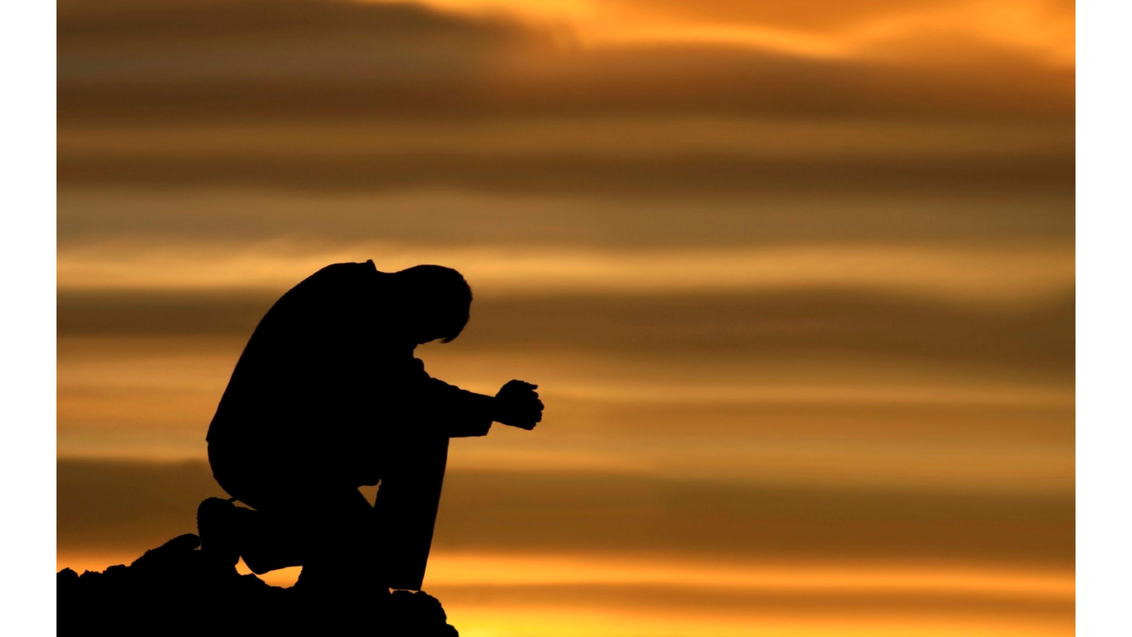 Best Sunset Prayer 4K Wallpapers | Free 4K Wallpaper