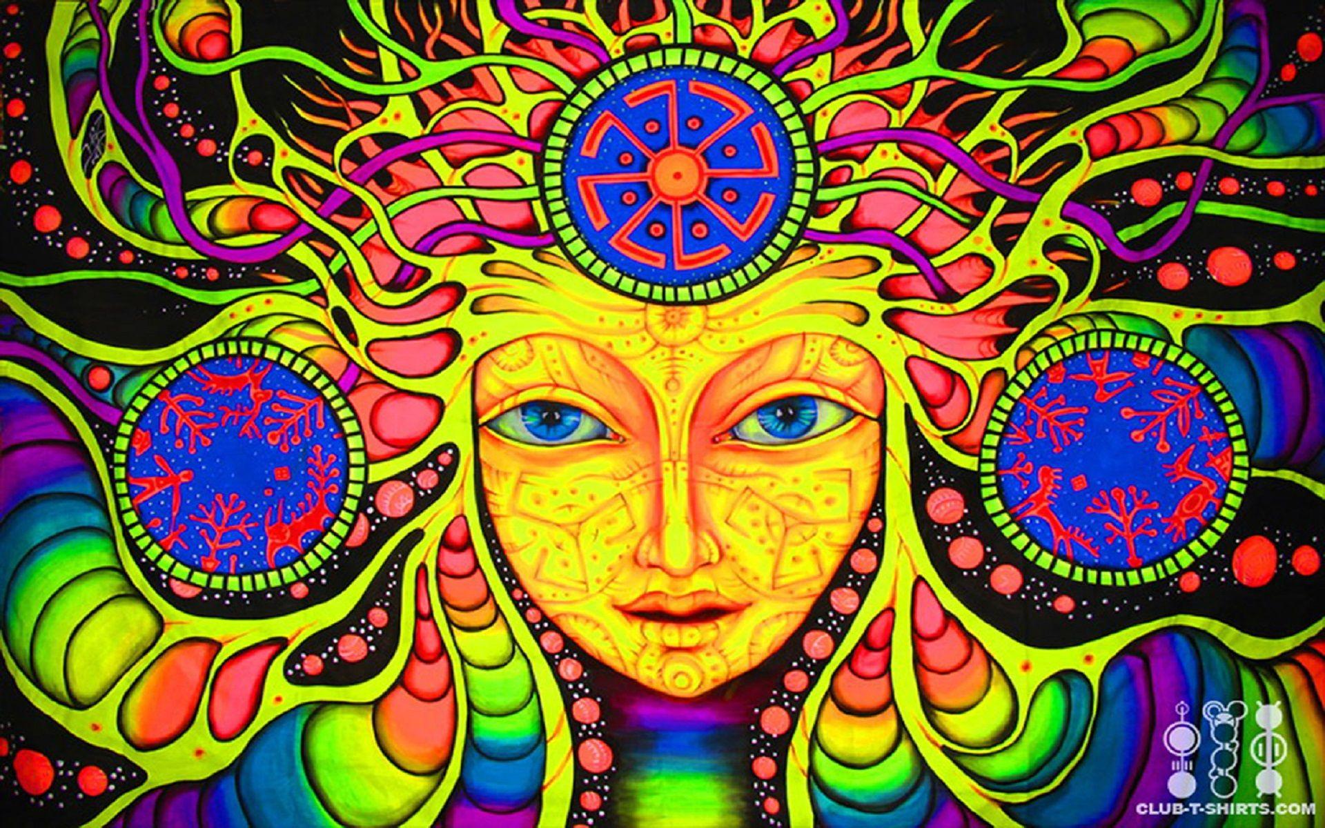 Psychedelic Desktop Wallpaper