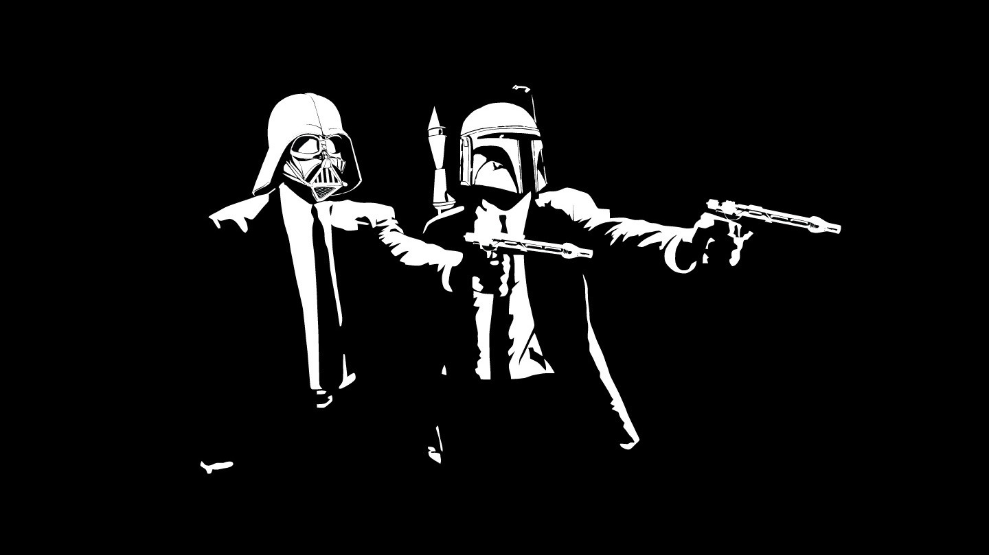 37+ Star Wars Pulp Fiction Wallpaper, HD Quality Star Wars Pulp