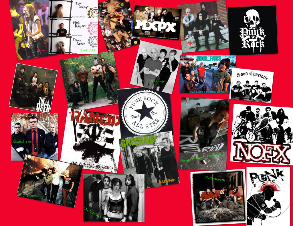Punk Rock Wallpaper Sf Wallpaper