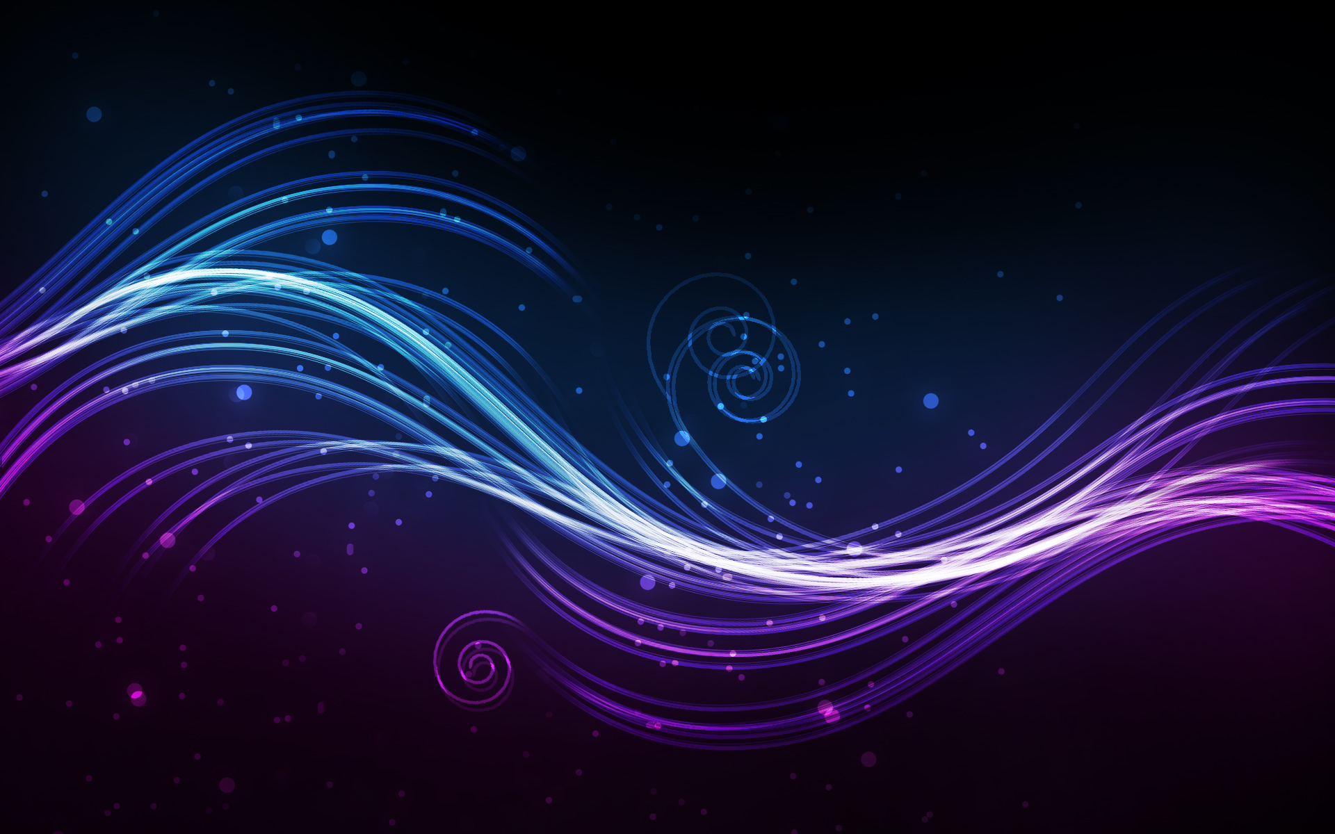 Purple And Black Wallpapers Free