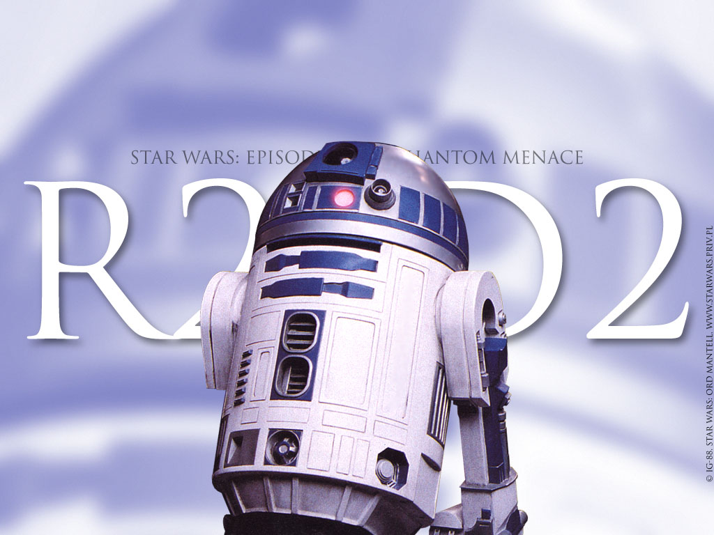 R2-D2 Star Wars Wallpapers – Free wallpaper download
