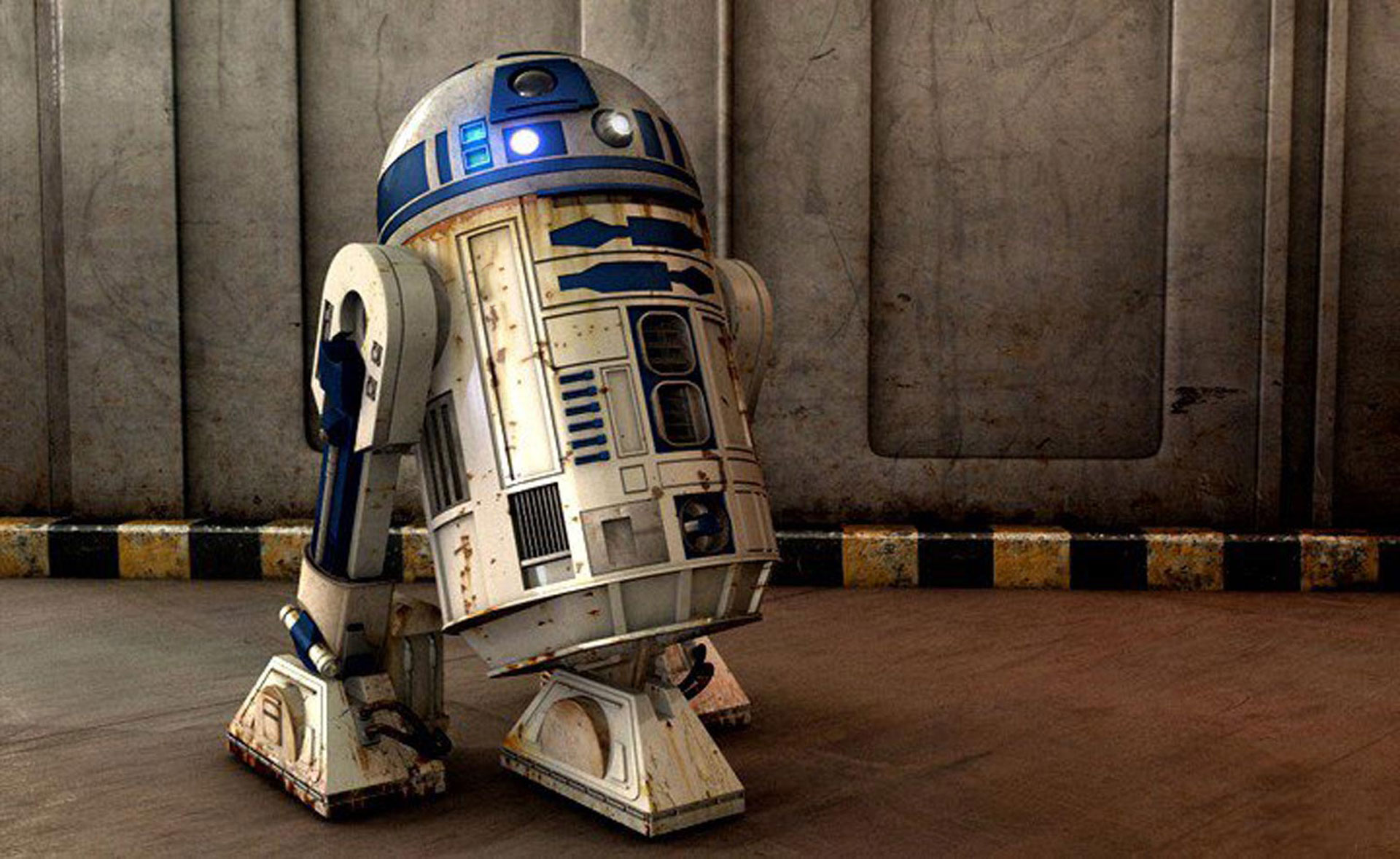 R2 D2 Wallpaper - WallpaperSafari