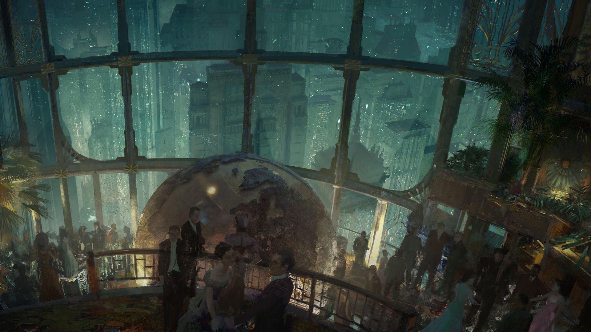 Rapture Bioshock Wallpaper