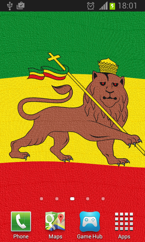 Rasta Flag Live Wallpaper - Android Apps on Google Play