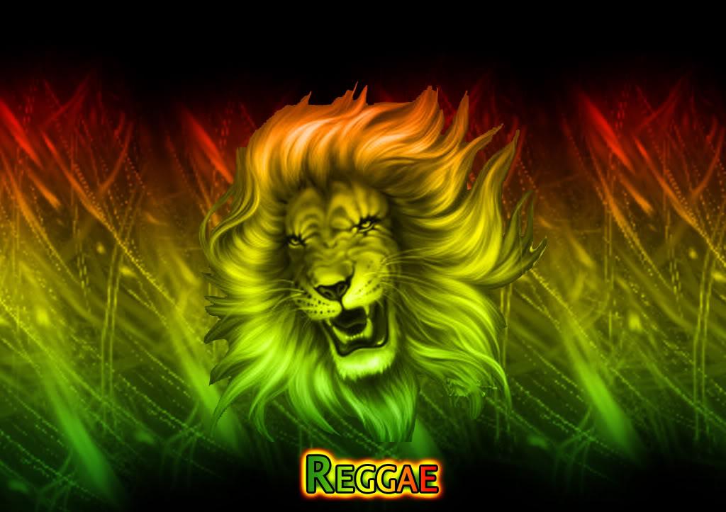 Rasta Lion Wallpaper - WallpaperSafari