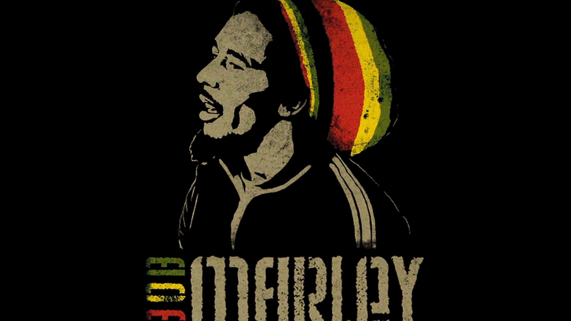 Bob Marley Rasta Wallpaper