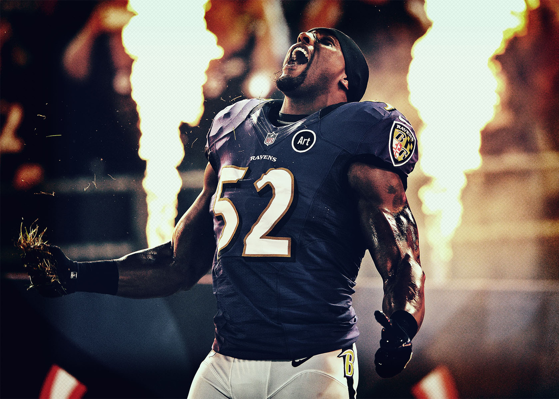 Ray Lewis Dance At Super Bowl