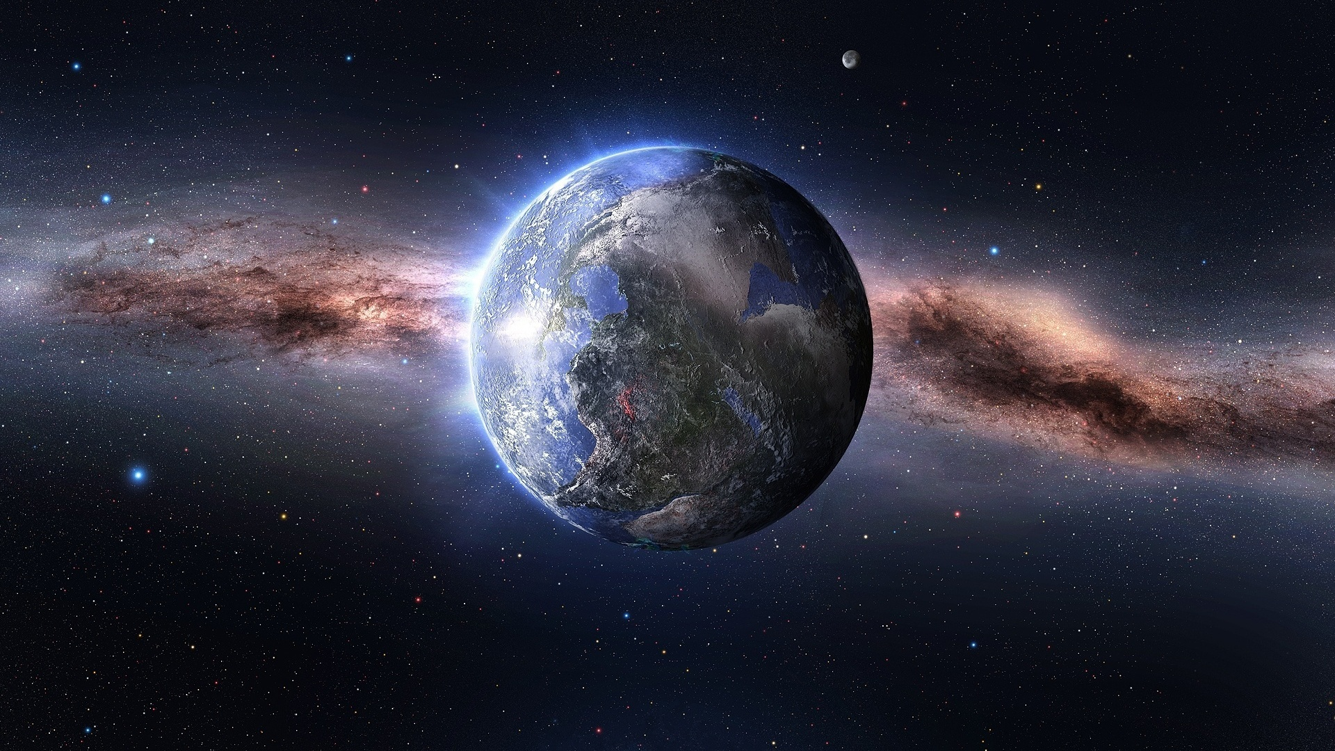 Real Space Wallpapers: Real Space Wallpaper