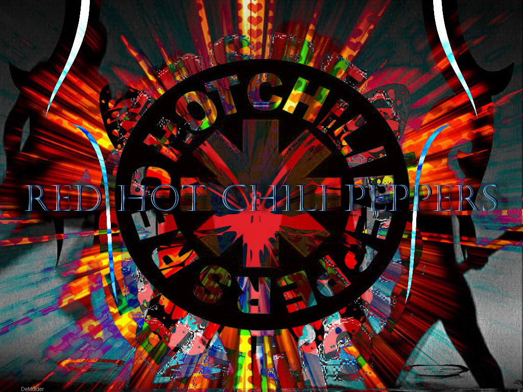 Red Hot Chili Peppers Desktop Wallpaper