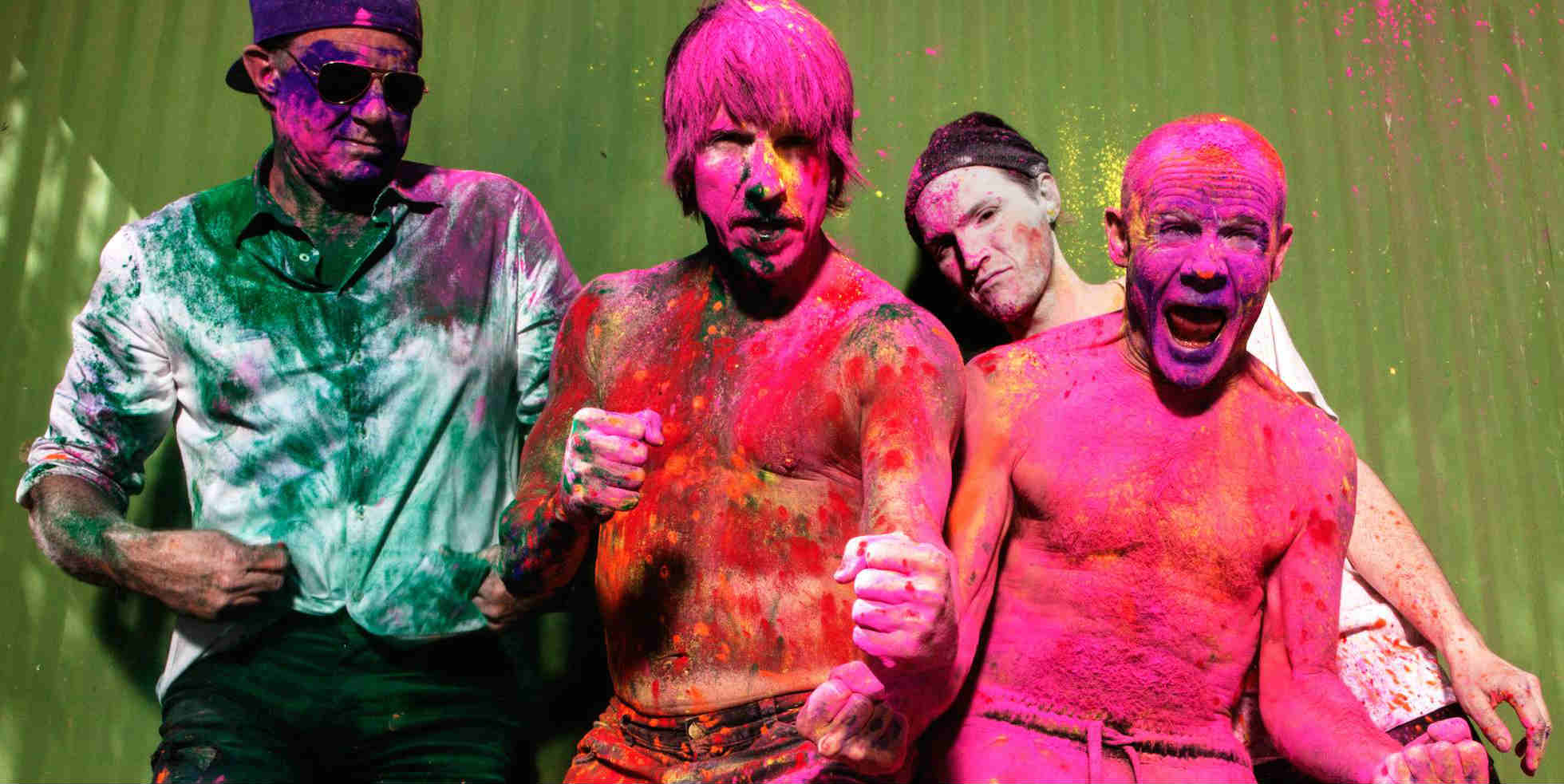 Red Hot Chili Peppers HD Desktop Wallpapers | 7wallpapers net