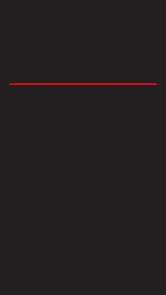 iPhone 6 Plus lock screen wallpaper  Minimal dark gray with red