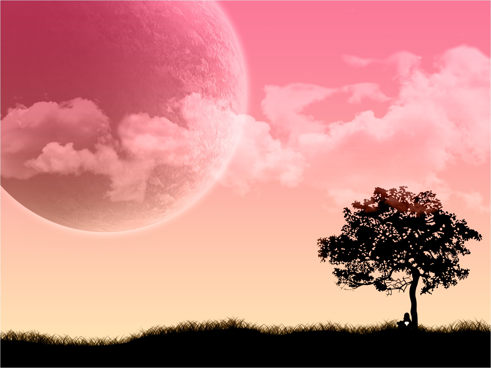 Red moon wallpaper vector 3d wallpapers for free download about