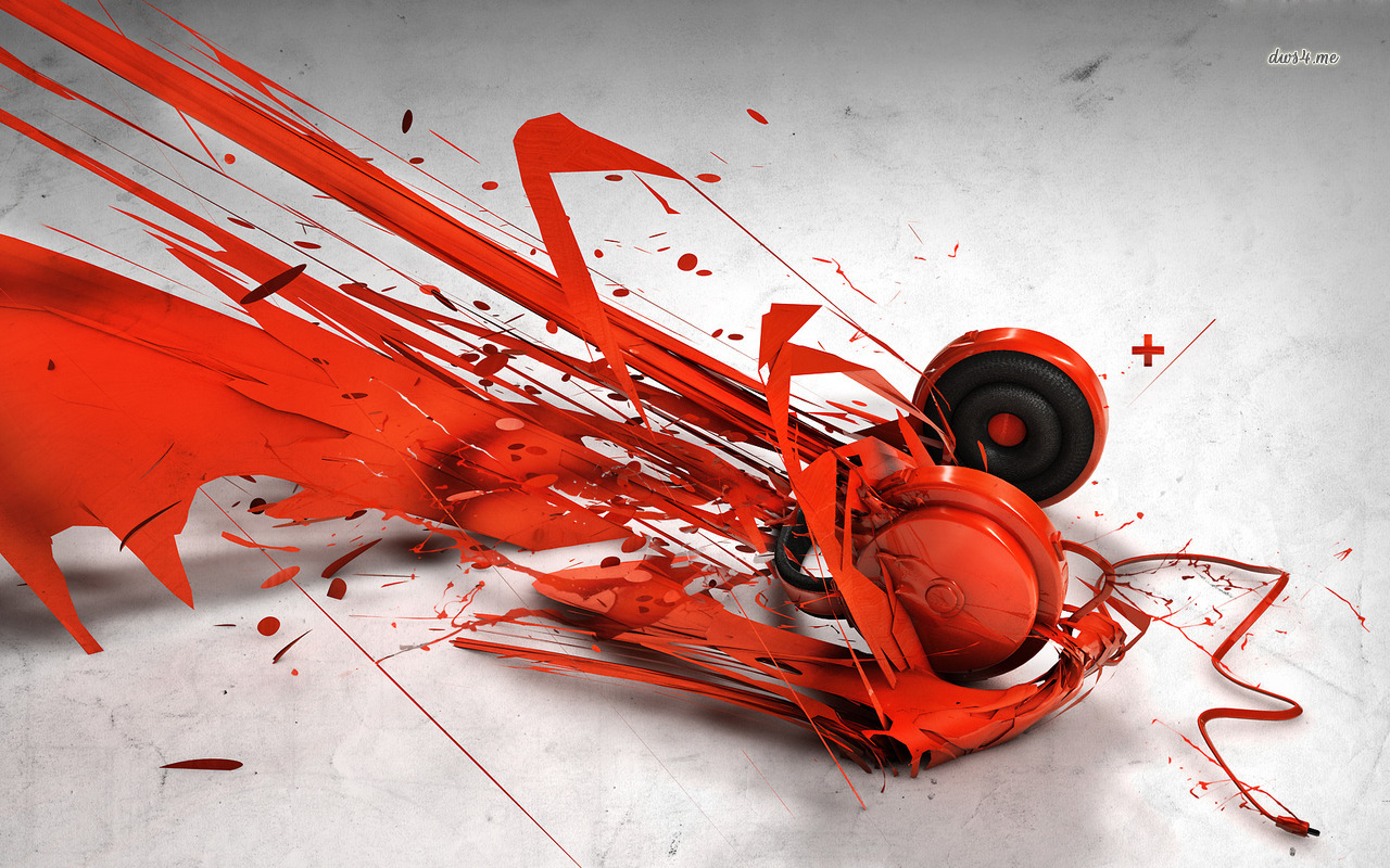 Red Music Wallpapers Group (73+)