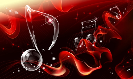 Pure Music - 3D and CG & Abstract Background Wallpapers on Desktop