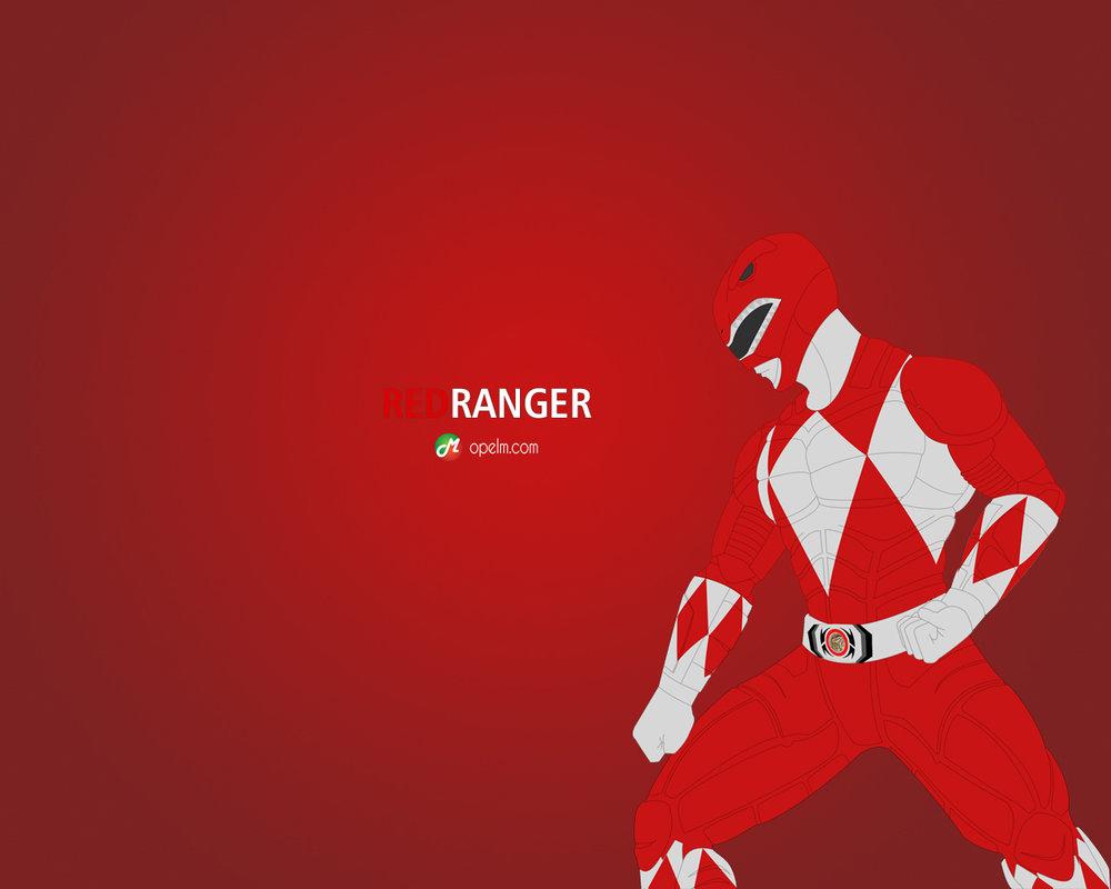 Red Ranger by Gourmandhast on DeviantArt