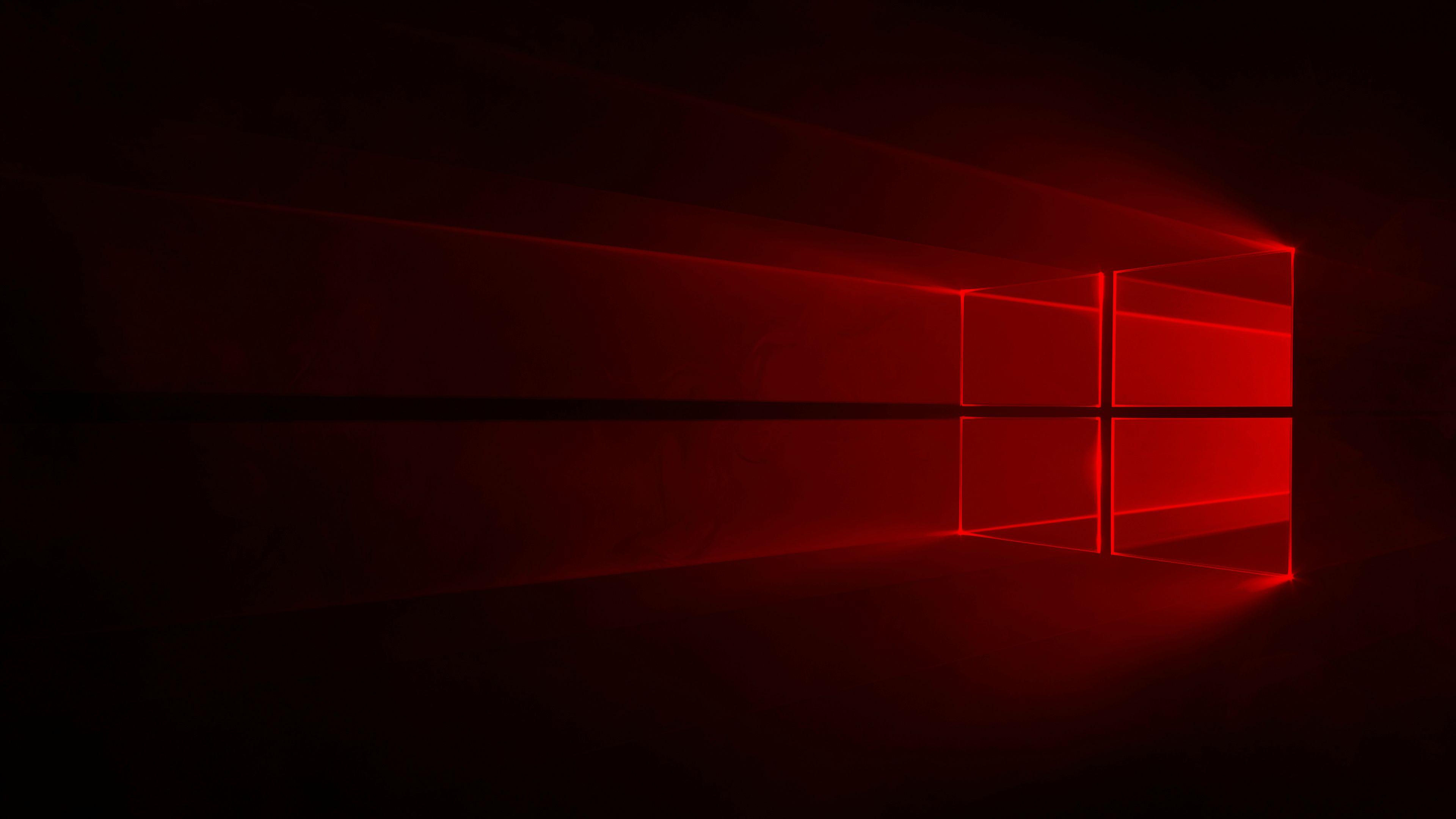 red windows wallpaper - sf wallpaper
