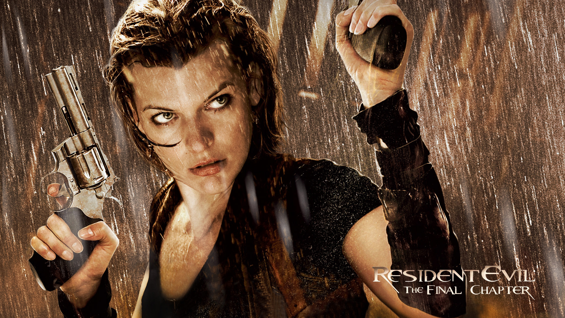 Resident Evil Movie Wallpapers Sf Wallpaper