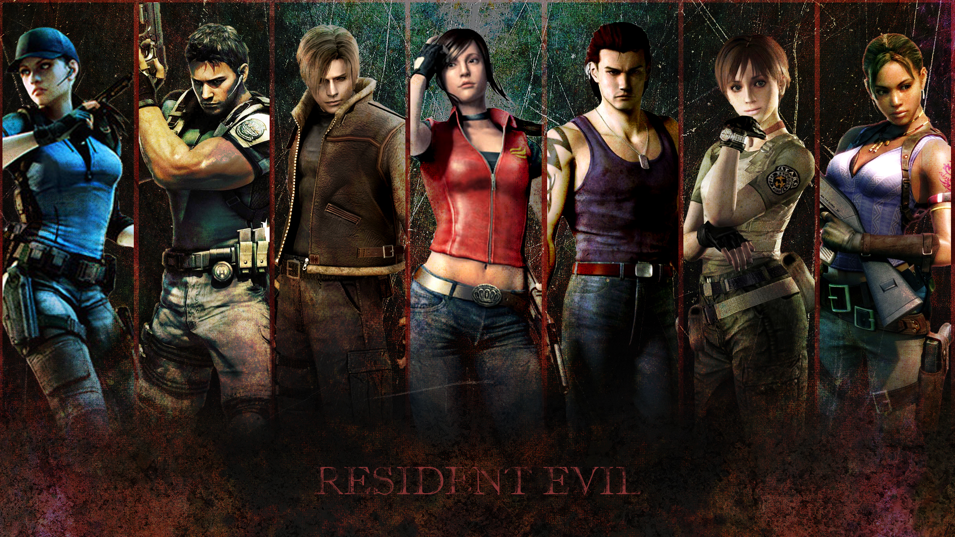 1000+ images about Resident Evil HD Wallpapers on Pinterest | Ali