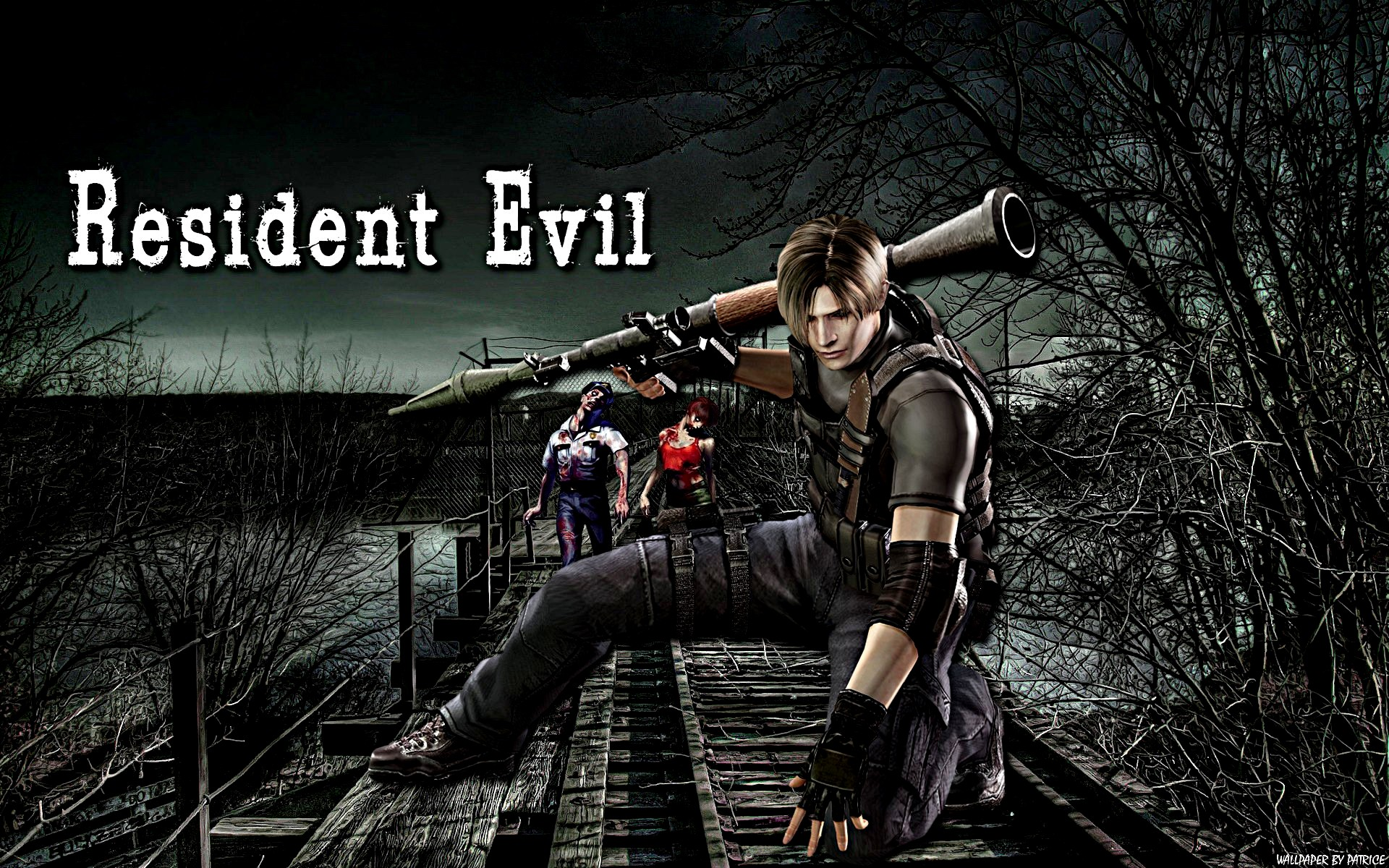 Resident Evil Wallpapers HD - WallpaperSafari