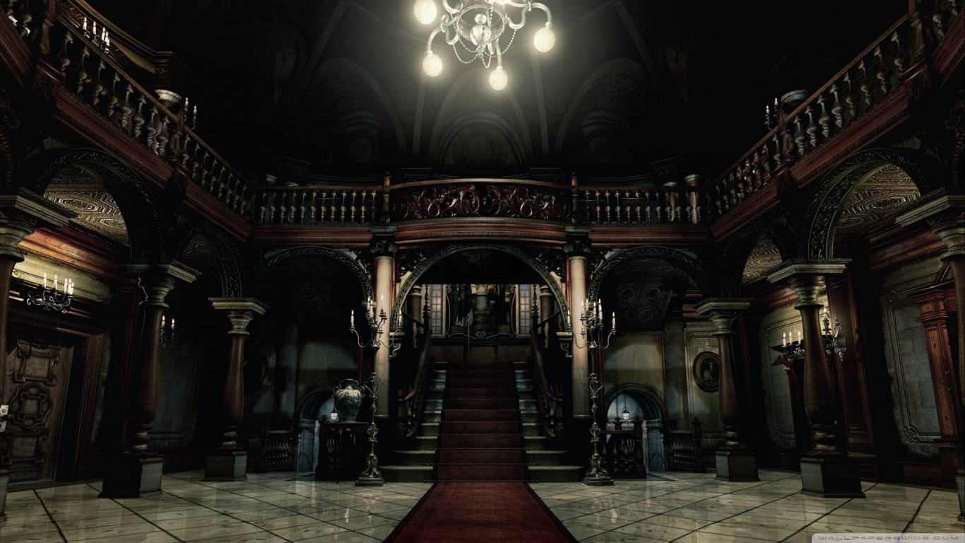 Resident Evil HD desktop wallpaper : Widescreen : High Definition