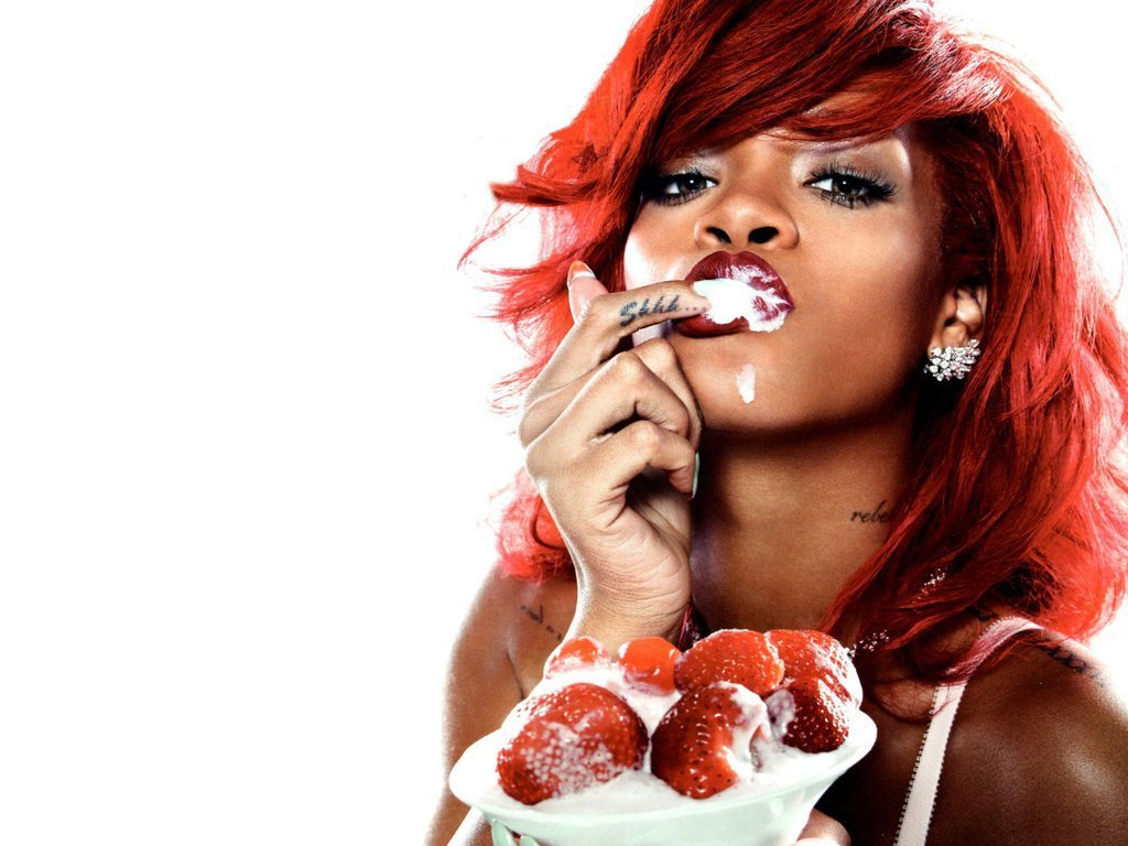 Rihanna Wallpaper - WallpaperSafari