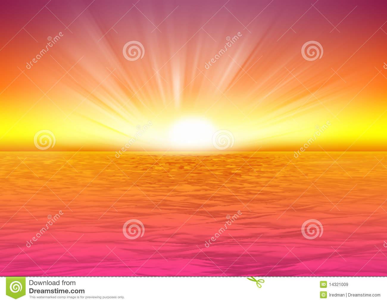 rising sun pictures