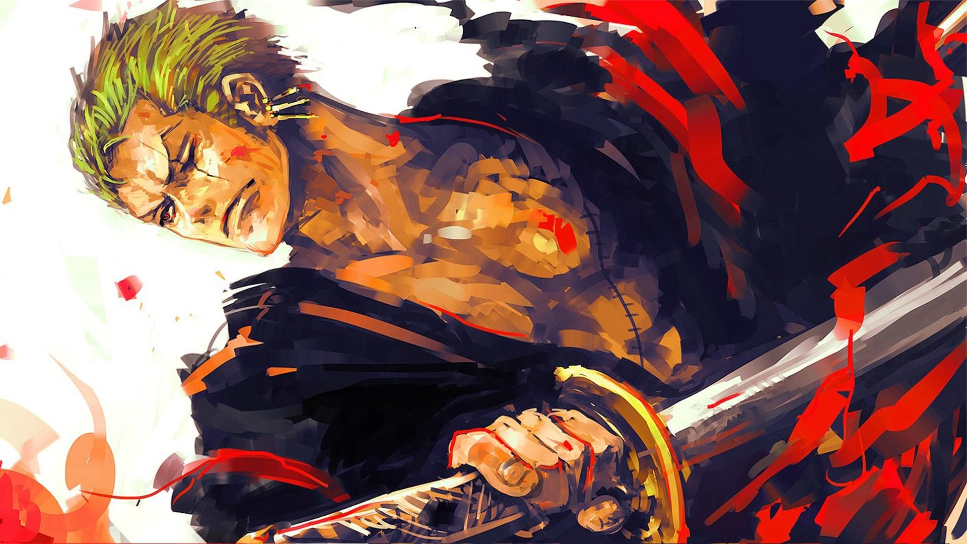 Roronoa Zoro HD Wallpaper | 1920x1080 | ID:51669