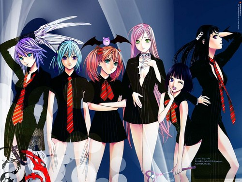 Rosario Vampire images much better!! HD wallpaper and background