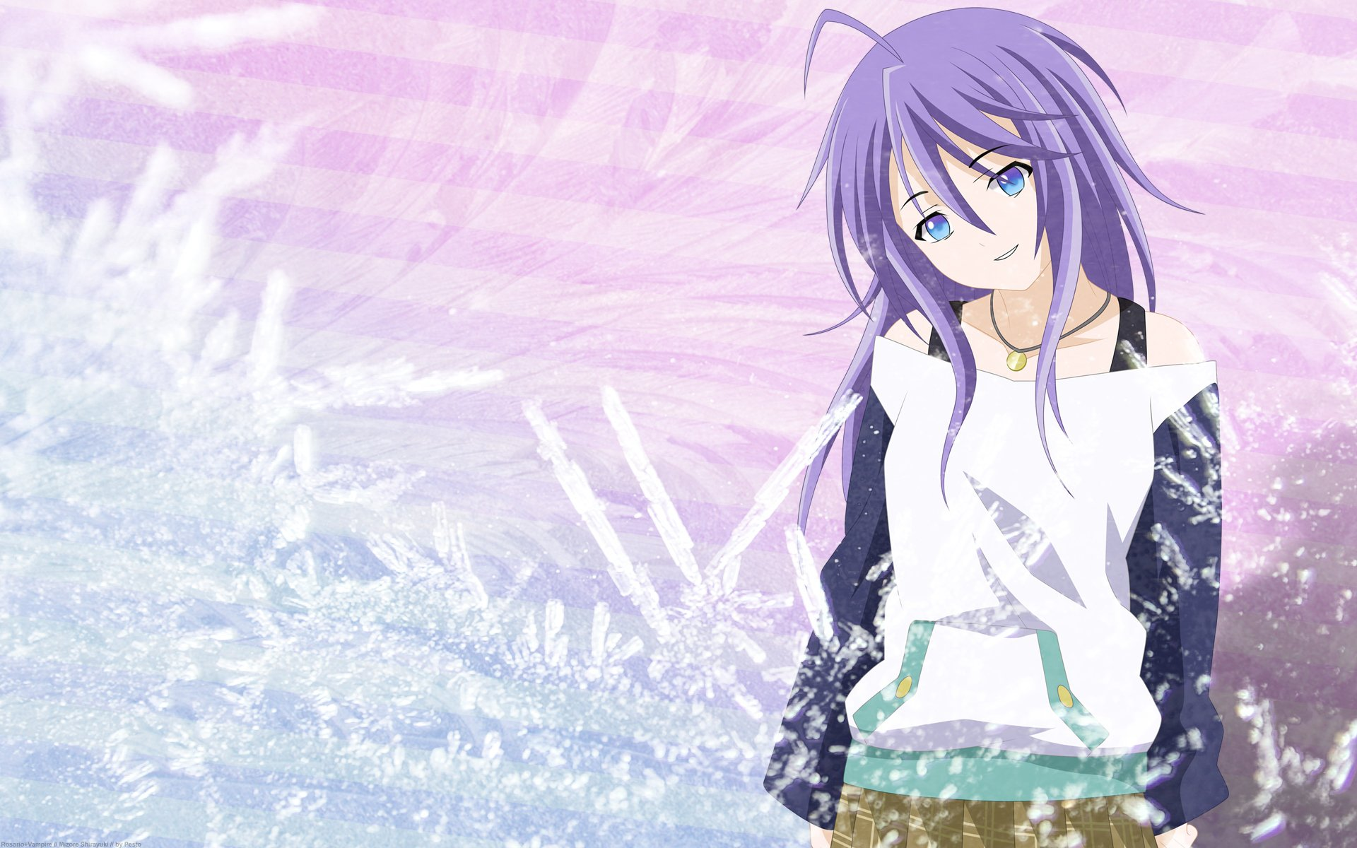 61 Rosario + Vampire HD Wallpapers | Backgrounds - Wallpaper Abyss