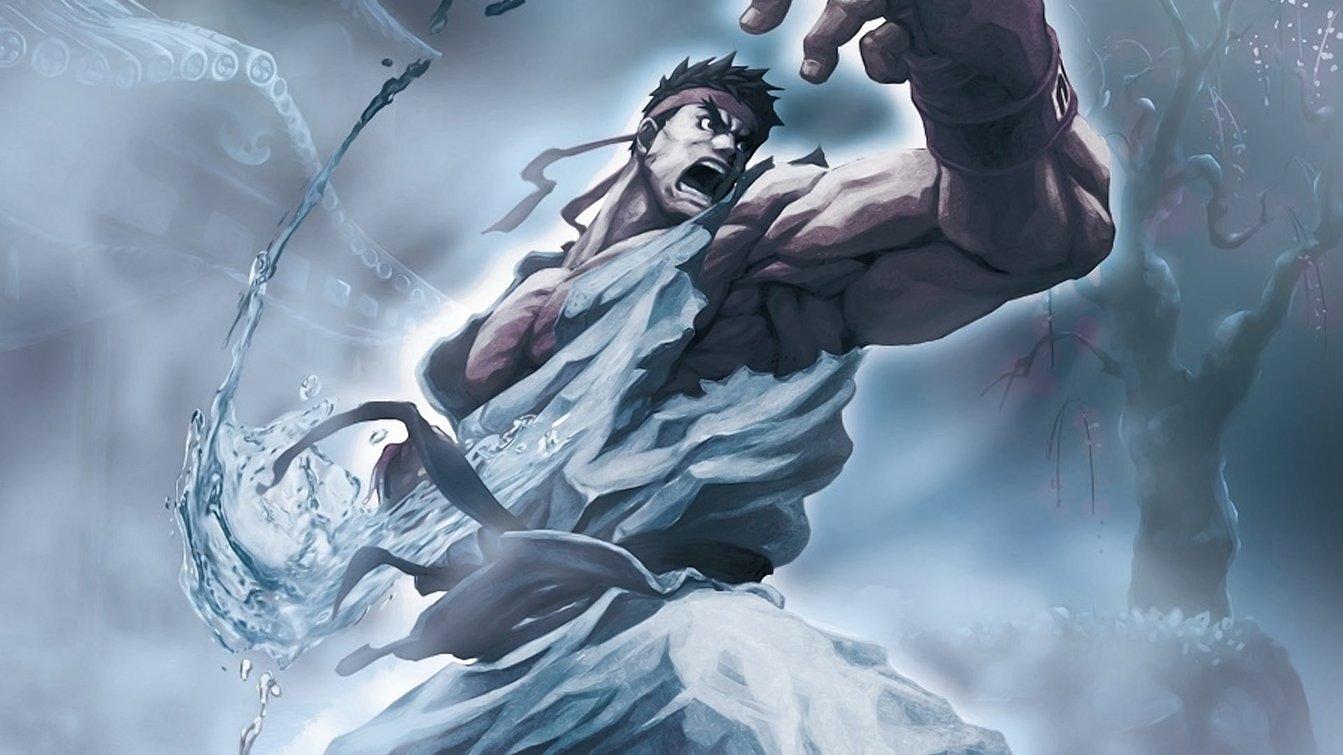 Ryu Street Fighter Wallpapers Group (78+)