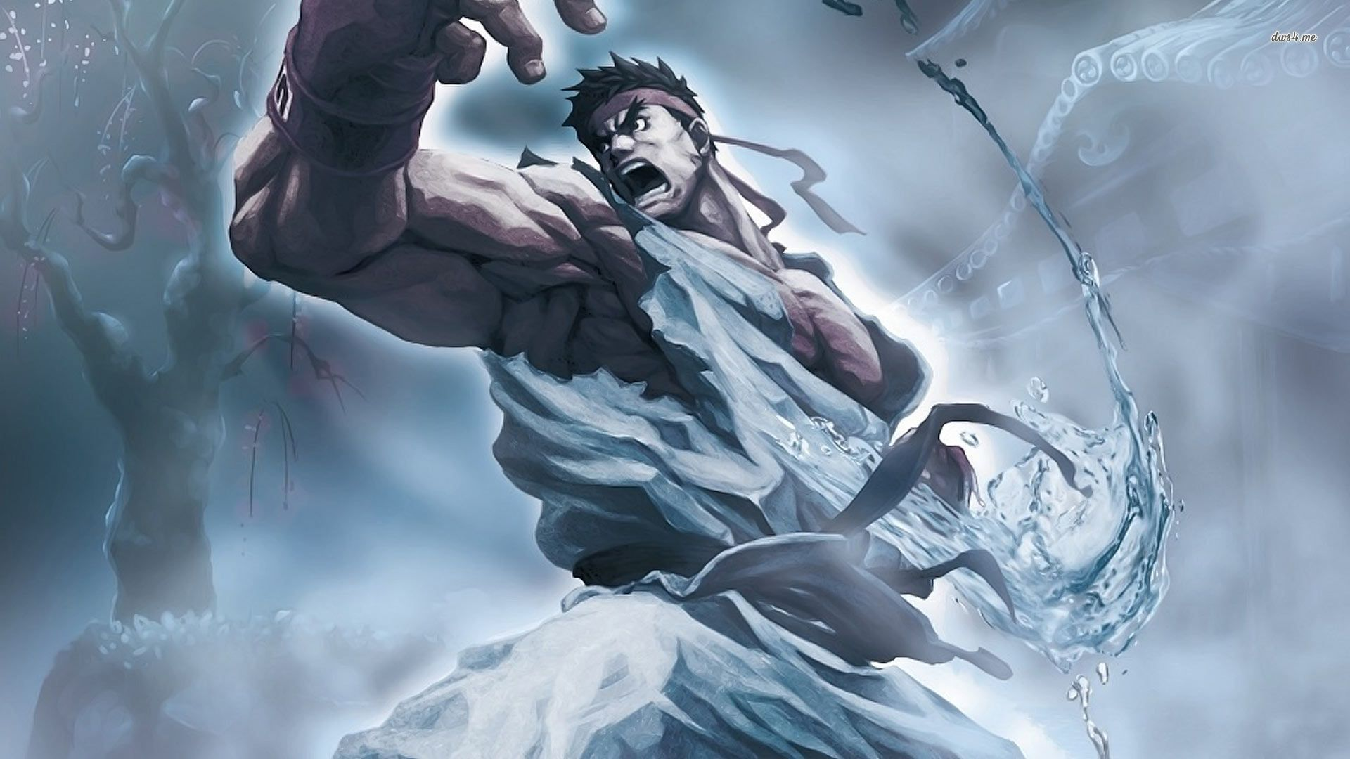 street fighter ryu wallpaper - sf wallpaper