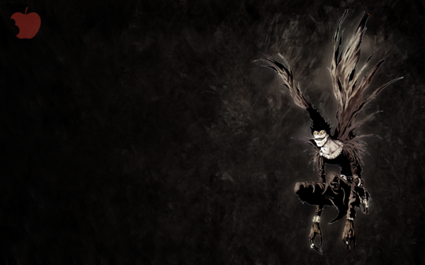 Ryuk Wallpaper by DarkStORMWORLd on DeviantArt