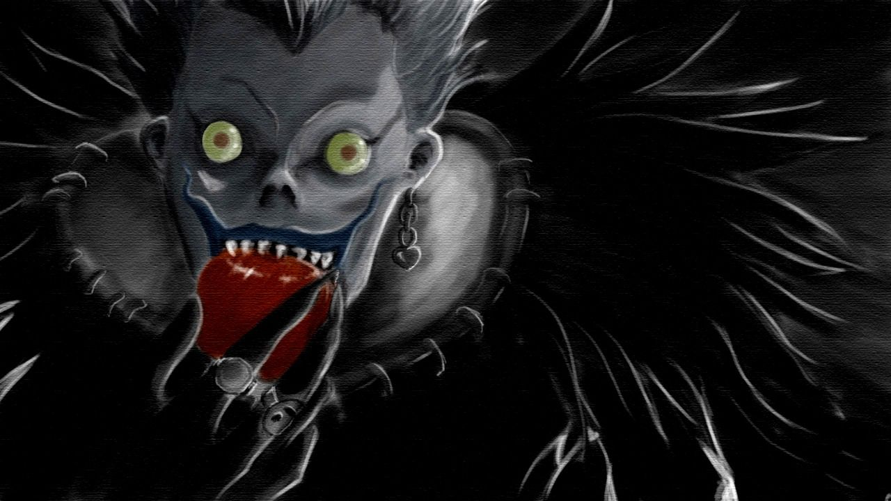 Death Note Wallpapers Ryuk Group (68+)