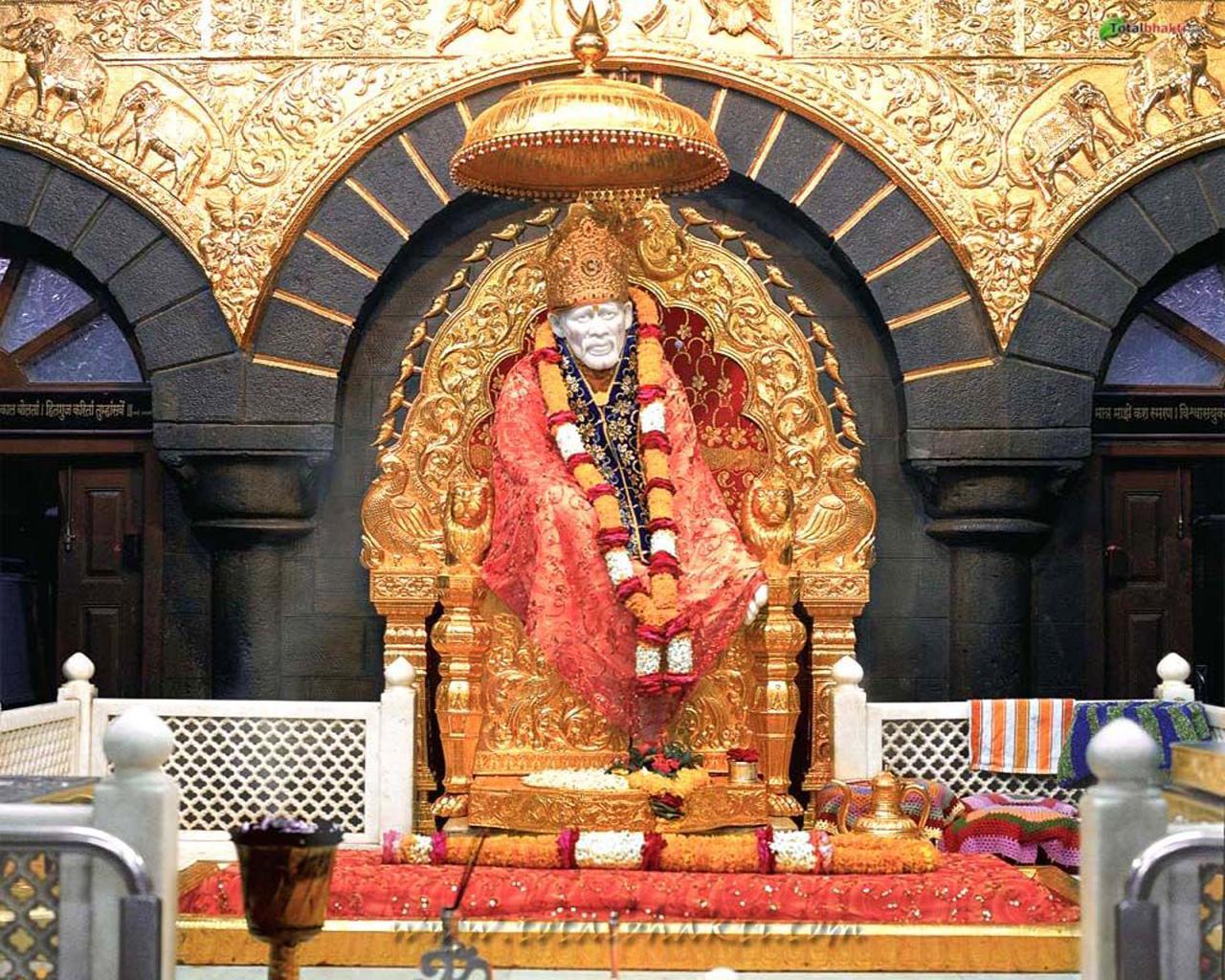 Shridi Sai Baba Hd Wallpapers | Gallery of God