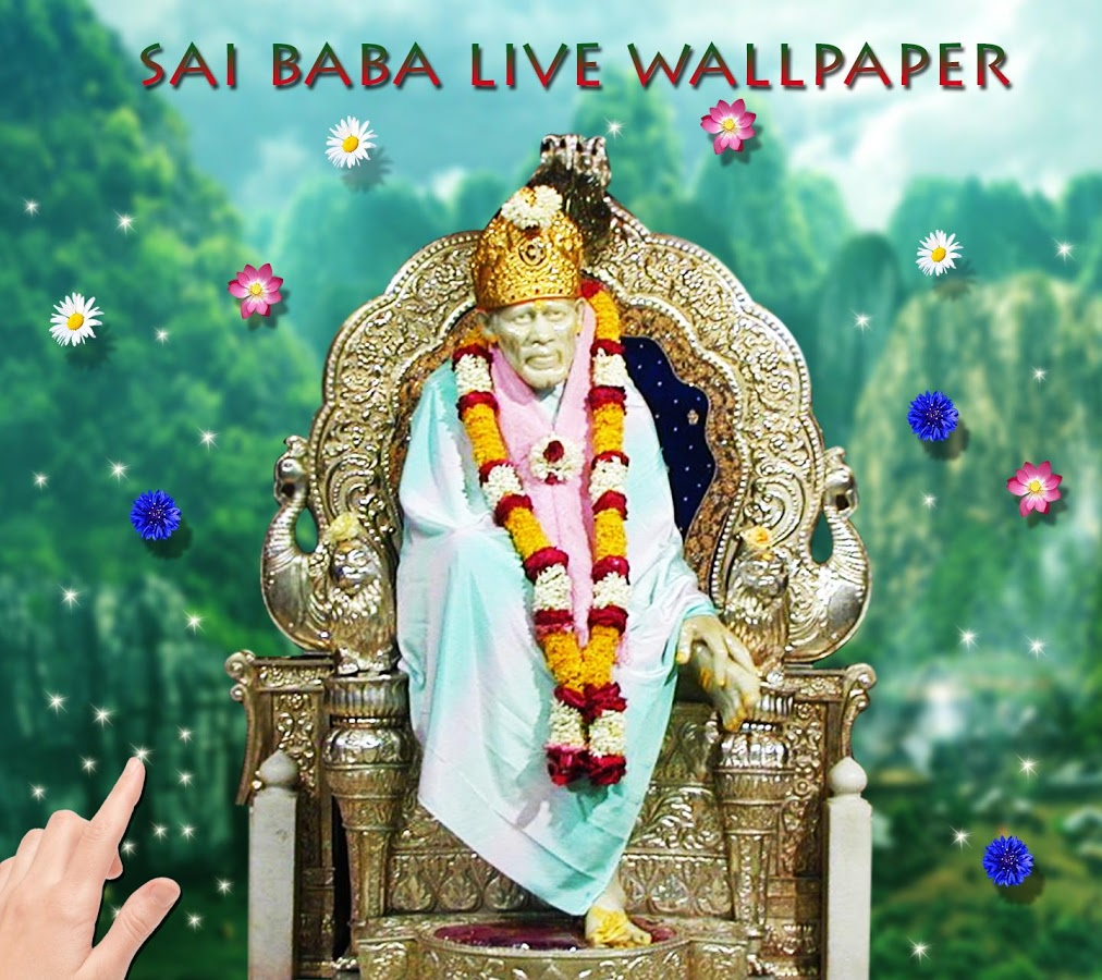 Sai Baba Live wallpaper - Android Apps on Google Play
