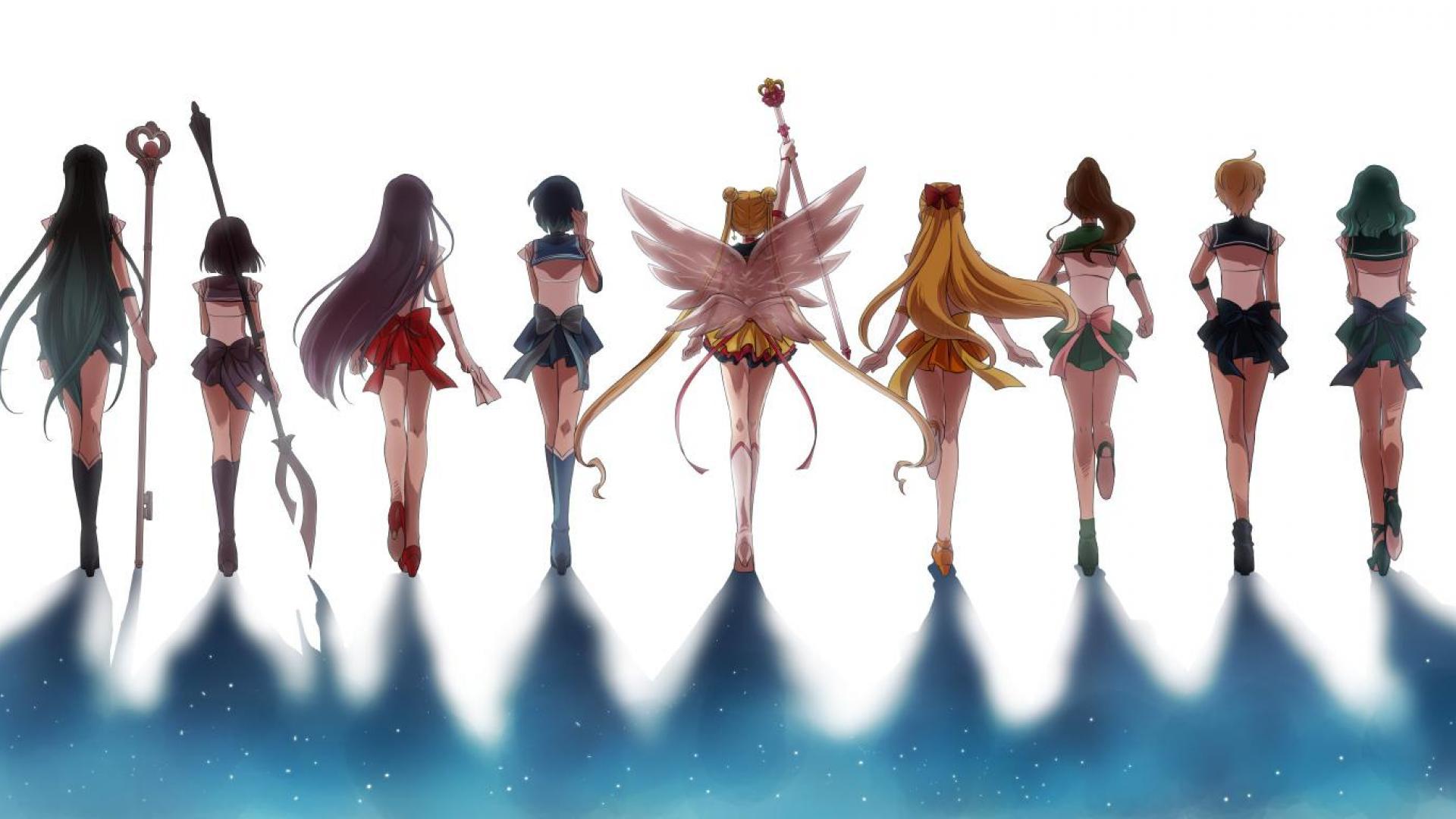 Sailor Moon Desktop Wallpaper - WallpaperSafari