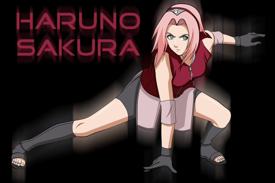 Sakura Haruno Shippuden Wallpapers Group (62+)