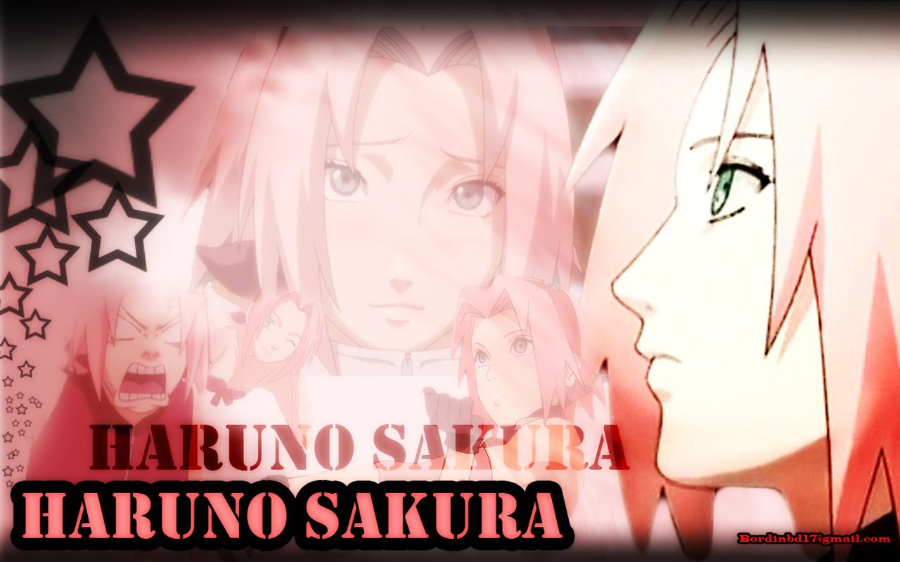 Sakura Haruno Wallpapers - WallpaperSafari