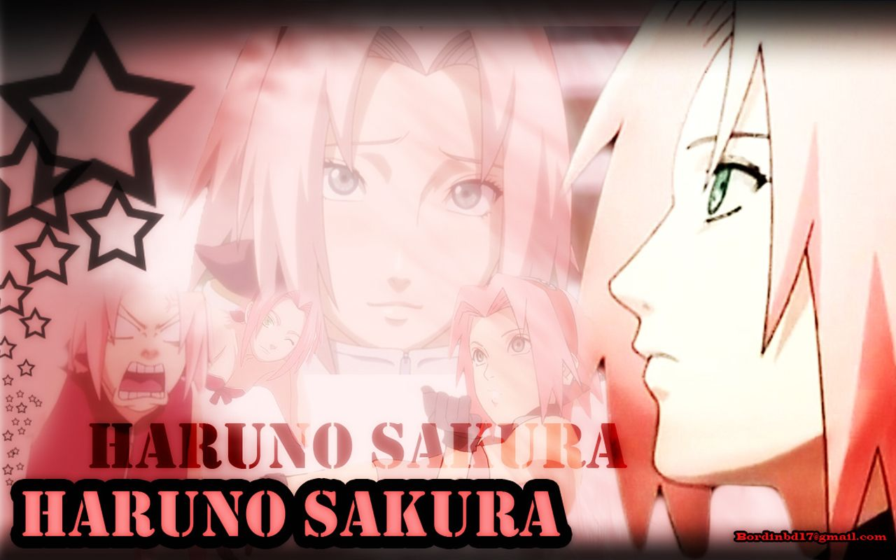 Sakura Haruno Shippuden Wallpapers Group (62+)