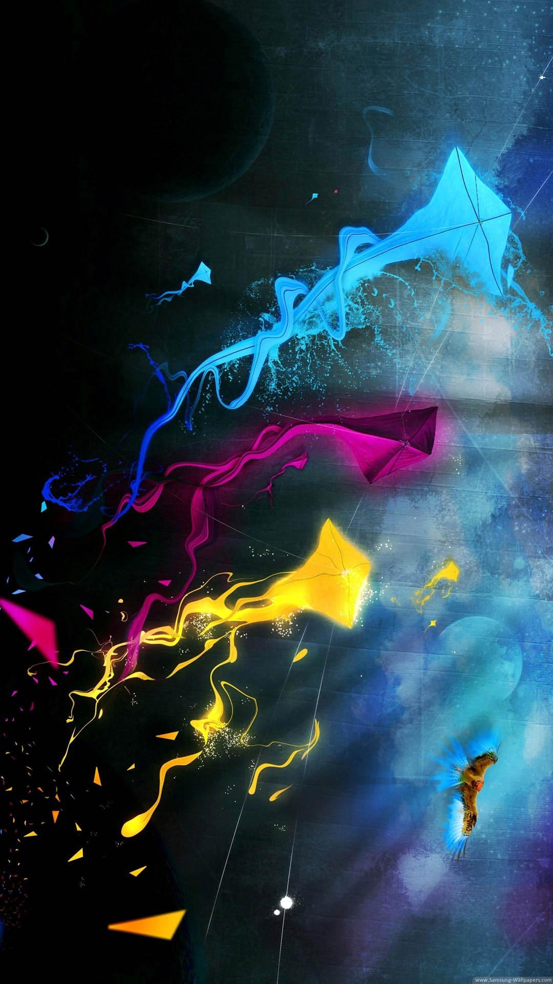 Stunning Samsung Galaxy S4 Wallpapers HD Free Download