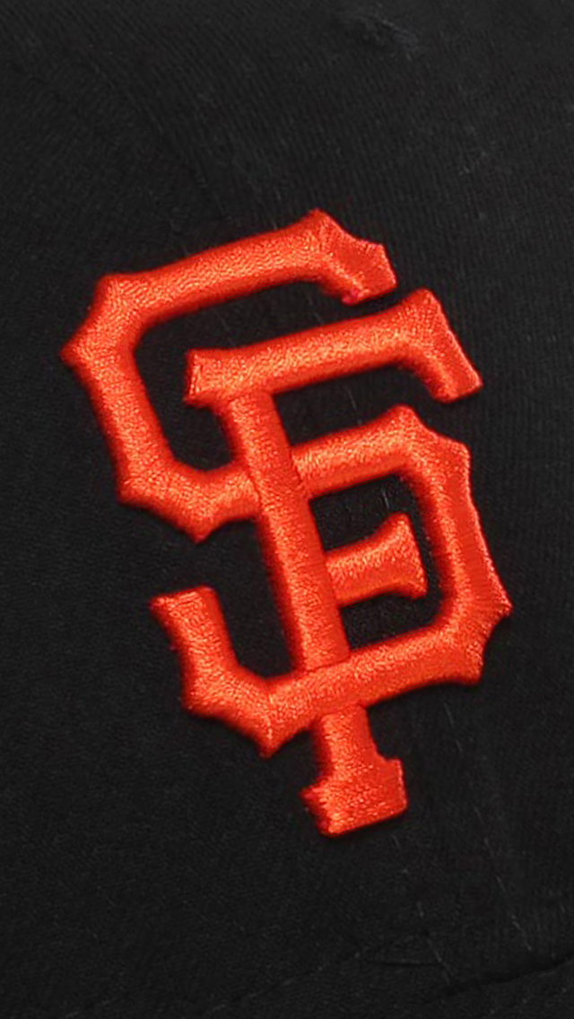 San Francisco Giants Baseball iPhone 5 Wallpaper (640x1136)