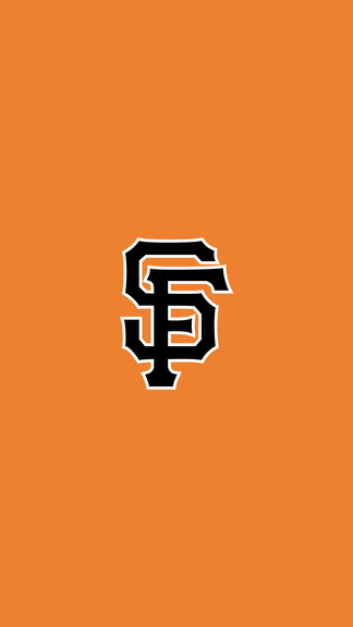 Baseball - San Francisco Giants iPhone 6 Wallpaper