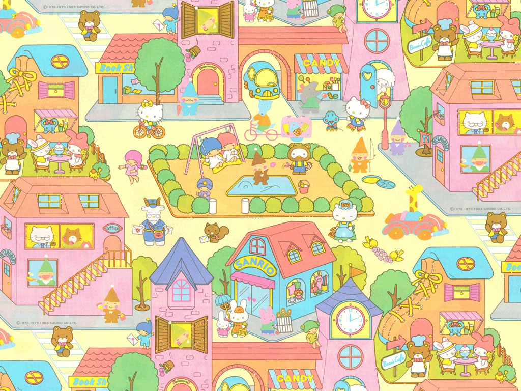 Lovely Hello Kitty Wallpapers | Hello Kitty Wallpapers