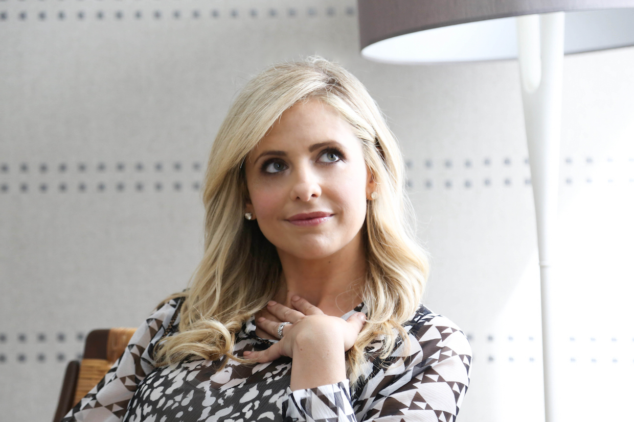 Sarah Michelle Gellar Interview 2015