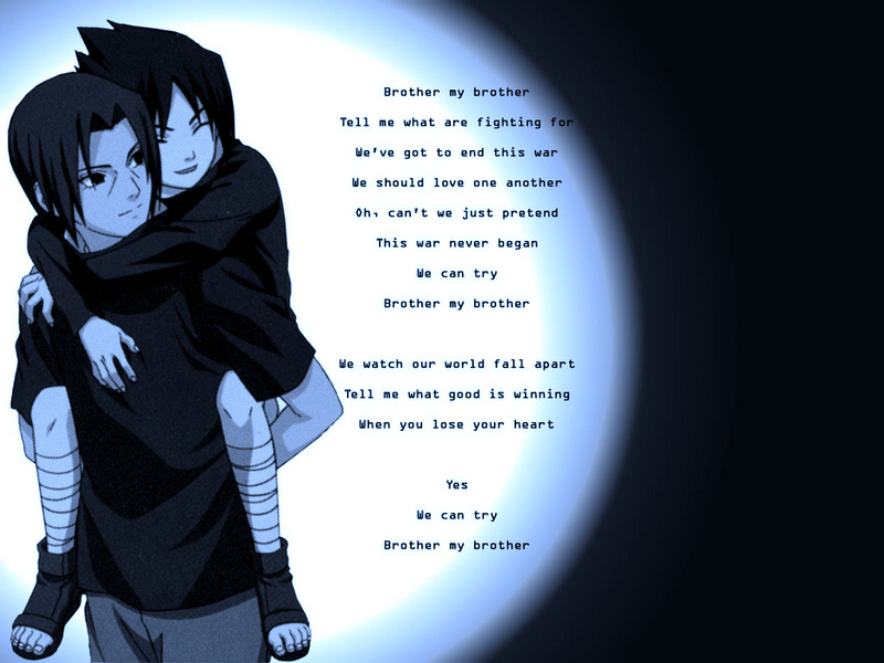Sasuke and Itachi Wallpapers - WallpaperSafari