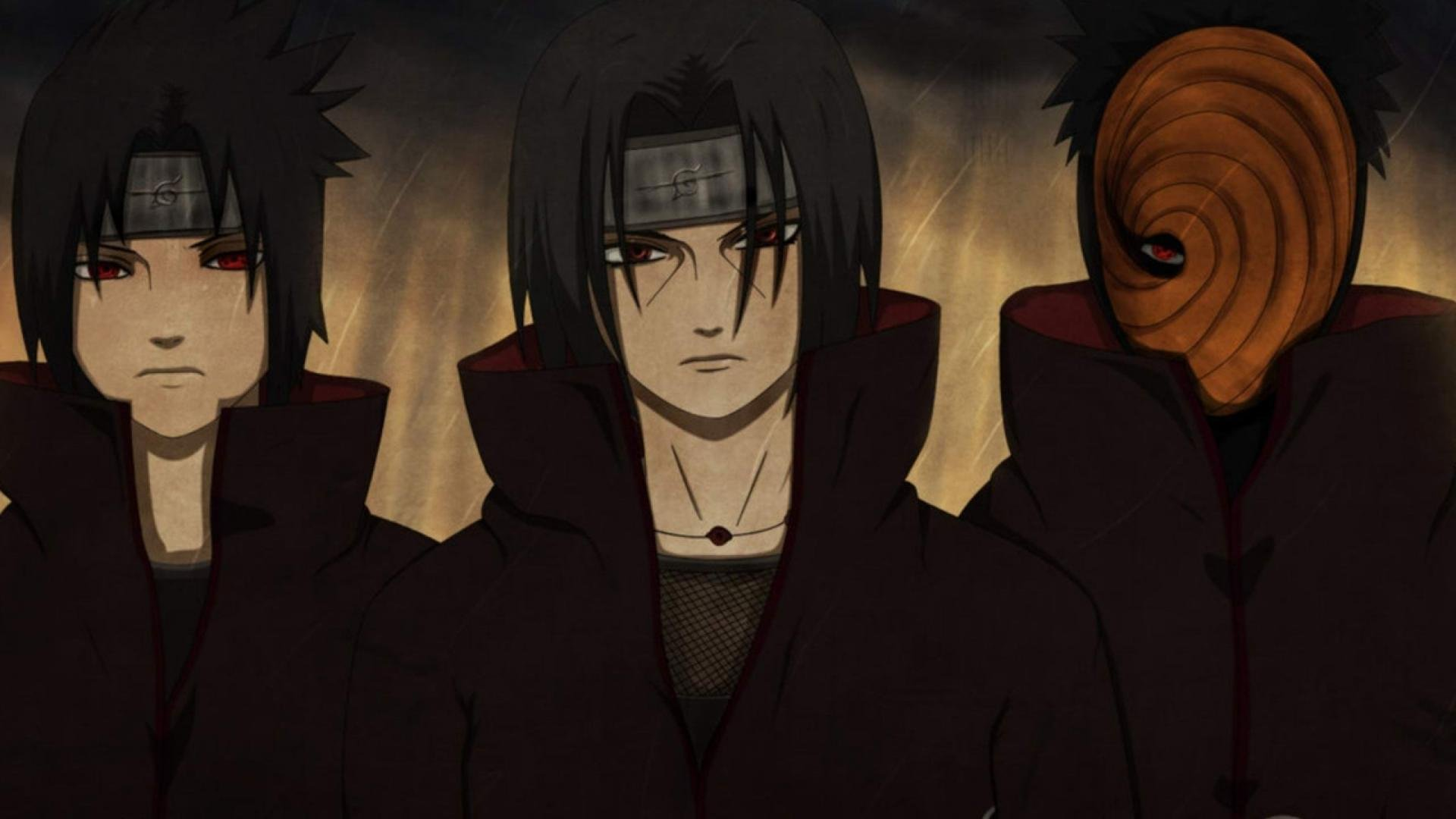 Sasuke And Itachi Uchiha Wallpaper